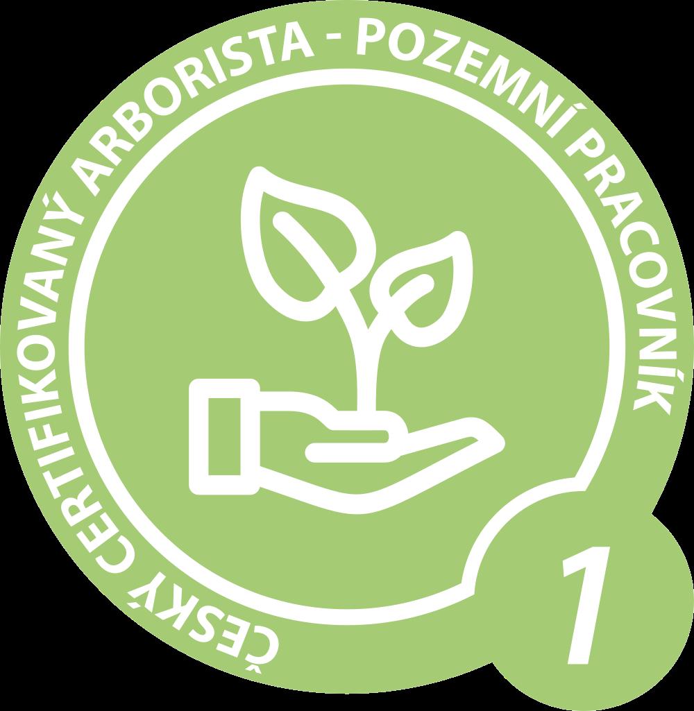 Český certifikovaný arborista - pozemní pracovník